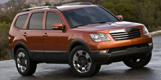 2009 Kia Borrego Photo
