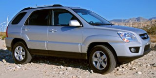 2009 Kia Sportage Photo