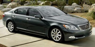 2009 Lexus LS 460 Photo
