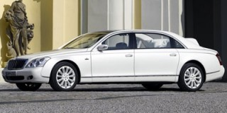 2009 Maybach Landaulet Photo