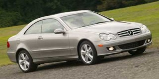 2009 Mercedes-Benz CLK Class Photo