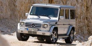 2009 Mercedes-Benz G Class Photo