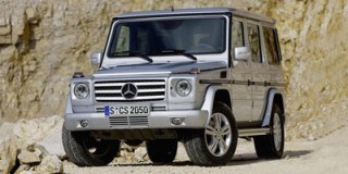 2012 Mercedes-Benz G Class Photo
