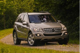 2009 Mercedes-Benz ML320 BlueTEC Preview