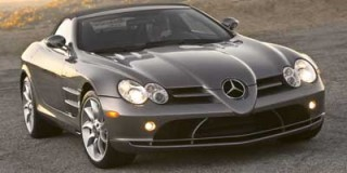 2009 Mercedes-Benz SLR McLaren Photo