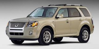 2009 Mercury Mariner Photo