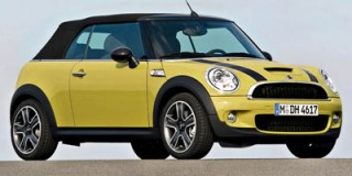 2009 MINI Cooper Convertible Photo
