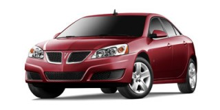 2009 Pontiac G6 Photo