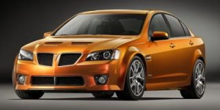 2009 Pontiac G8 Photo