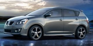 2009 Pontiac Vibe Photo