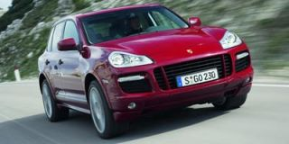 2009 Porsche Cayenne Review Ratings Specs Prices And