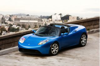 2009 Tesla Roadster Photo