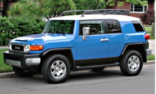 2009 Toyota FJ Cruiser Photo