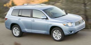 2009 Toyota Highlander Hybrid Photo
