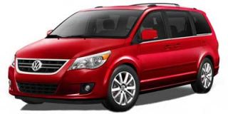2009 Volkswagen Routan Car
