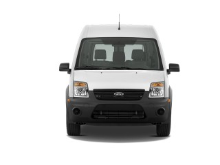 Front Exterior View - 2010 Ford Transit Connect Wagon 4-door Wagon XL