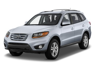2010 Hyundai Santa Fe Photo