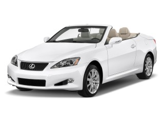2010 Lexus IS 350C Photo