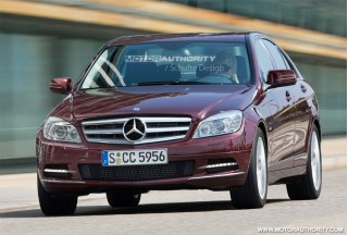 2010 Mercedes-Benz C Class Photo