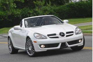 2010 Mercedes-Benz SLK Class Photo