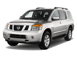 2010 Nissan Armada Photo