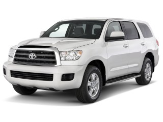 2010 Toyota Sequoia Photo
