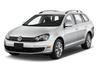 2010 Volkswagen Jetta Sportwagen Photo