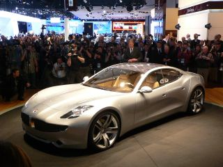 2010 Fisker Karma Top Photos