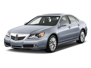 2011 Acura RL Photo