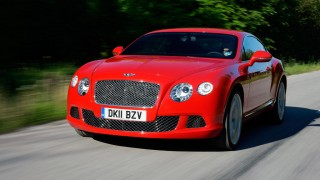 2011 Bentley Continental GT Photo
