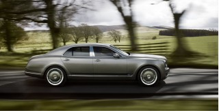 2012 Bentley Mulsanne Photo
