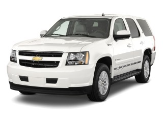 2011 Chevrolet Tahoe Hybrid Awesome view