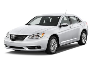 2012 Chrysler 200 Photo