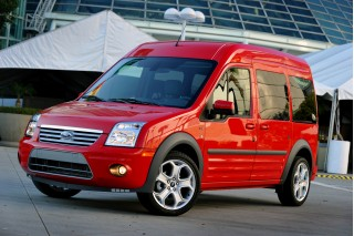 2011 Ford Transit Connect Wagon Photo