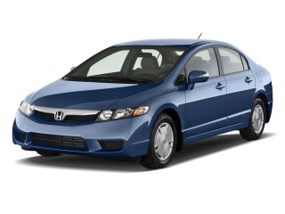 2011 Honda Civic Hybrid Photo