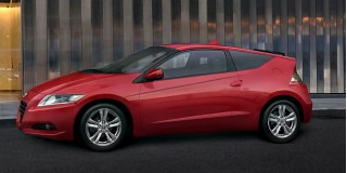 2011 Honda CR-Z Photo