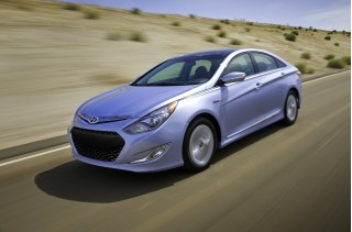 2011 Hyundai Sonata Hybrid Photo