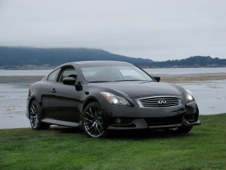 2011 Infiniti IPL G Coupe Pictures