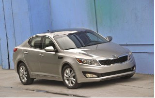 2011 Kia Optima Photo