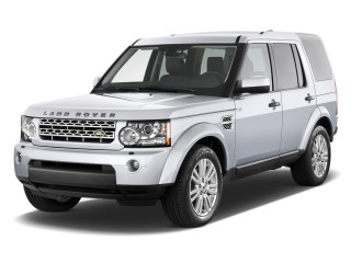 2011 Land Rover LR4 Photo