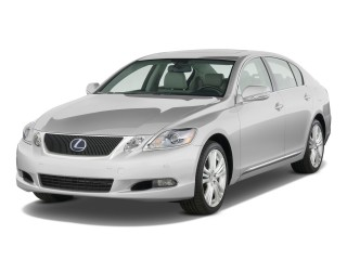 2011 Lexus GS 450h Photo