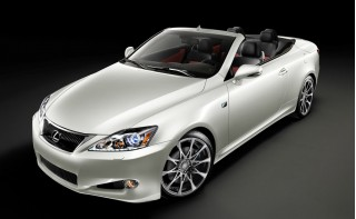 2011 Lexus IS 350C Photo