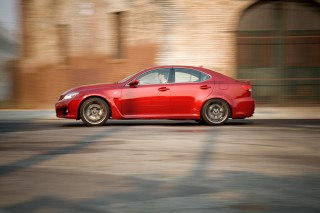 2012 Lexus IS F Photo