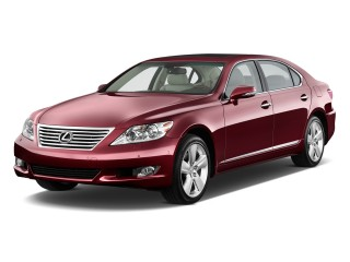2011 Lexus LS 460 Photo