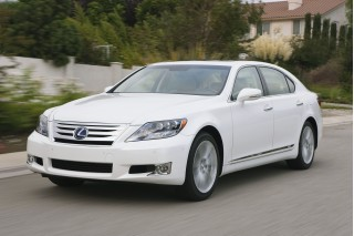 2011 Lexus LS 600h L Photo