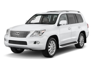 2011 Lexus LX 570 Photo