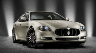 2011 Maserati Quattroporte Photo