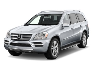 2011 Mercedes-Benz GL Class Photo