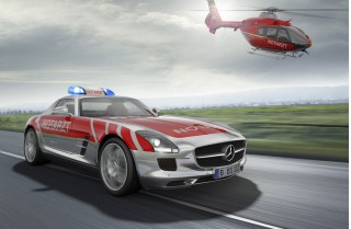 2011 Mercedes-Benz SLS AMG Photo