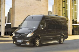 2011 Mercedes-Benz Sprinter Passenger Vans Photo